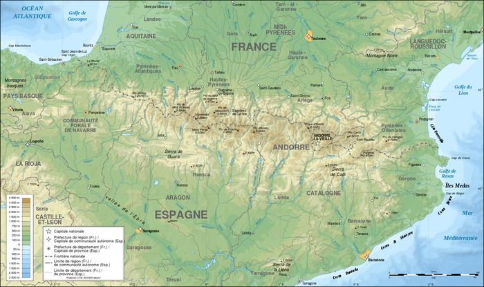 Pyreneeën tour 2018